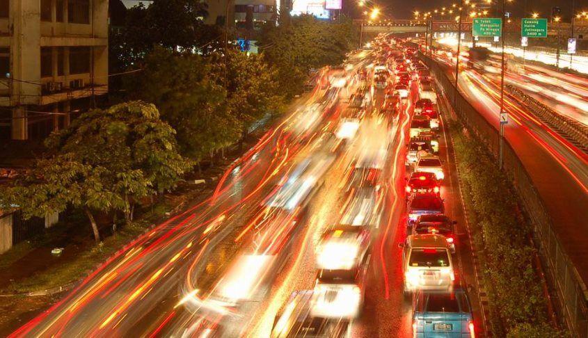 Città senza auto: un'immagine ne mostra gli effetti