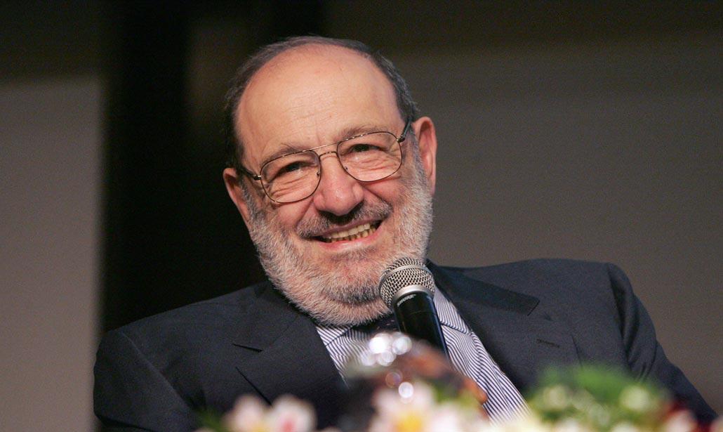 Le 40 regole per parlare bene in italiano secondo Umberto Eco