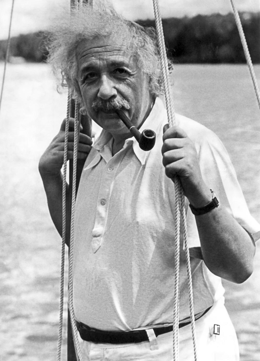Albert Einstein 150x150