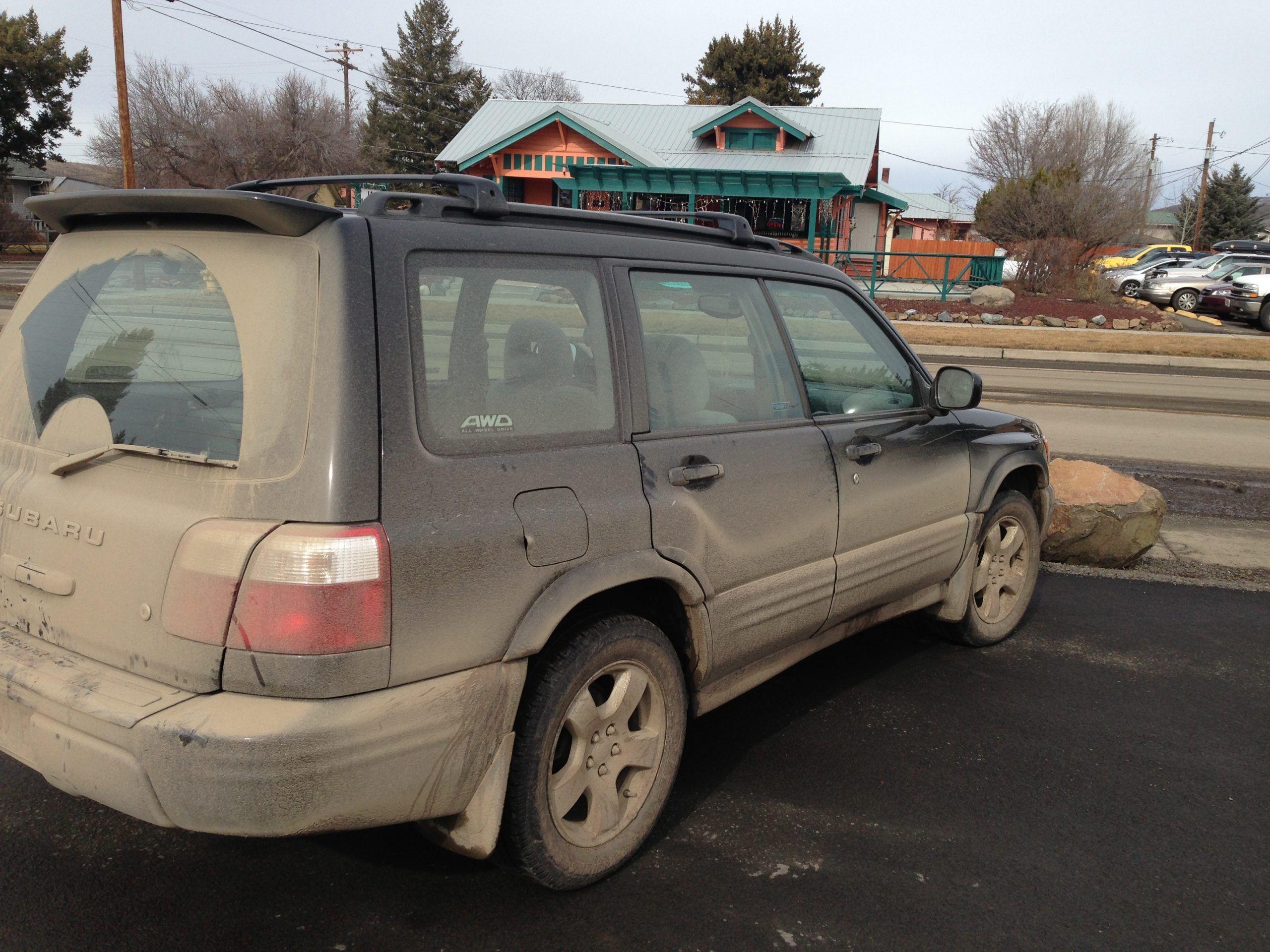 Auto sporca 150x150
