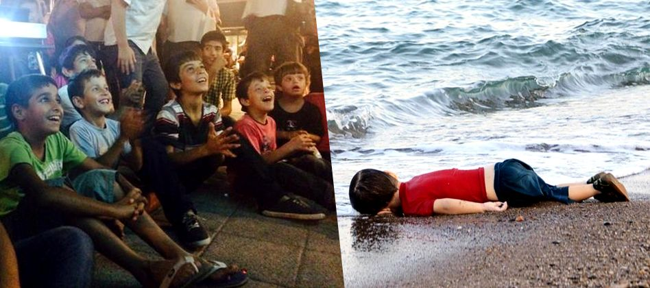 Bambino siriano di tre anni trovato morto sulla spiaggia in Turchia
