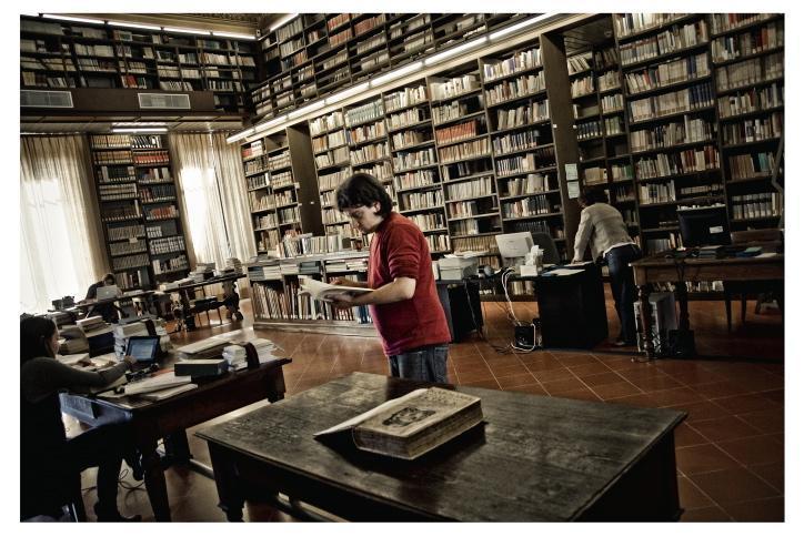 Biblioteca della crusca 150x150