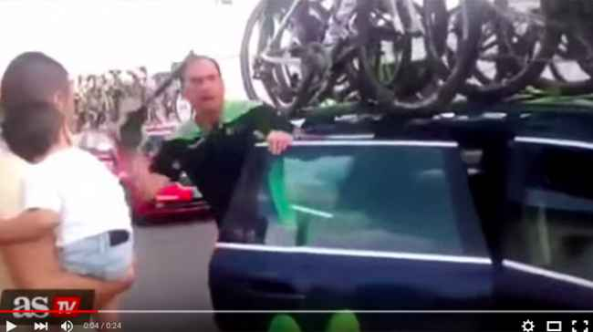 Bici motore Vuelta