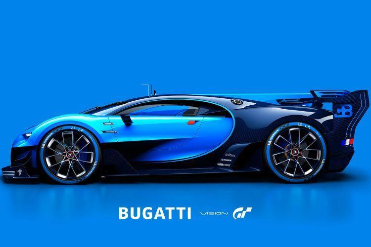Bugatti Vision concept per Gran Turismo 6 150x150