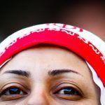 Calcio, la nazionale iraniana femminile con 8 uomini nascosti dal velo?
