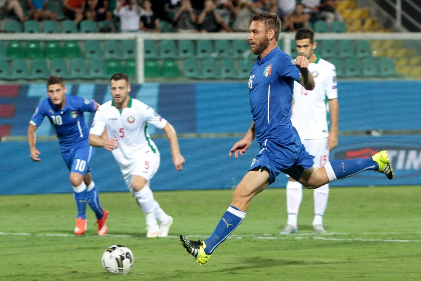 De Rossi Italia gol Bulgaria 150x150