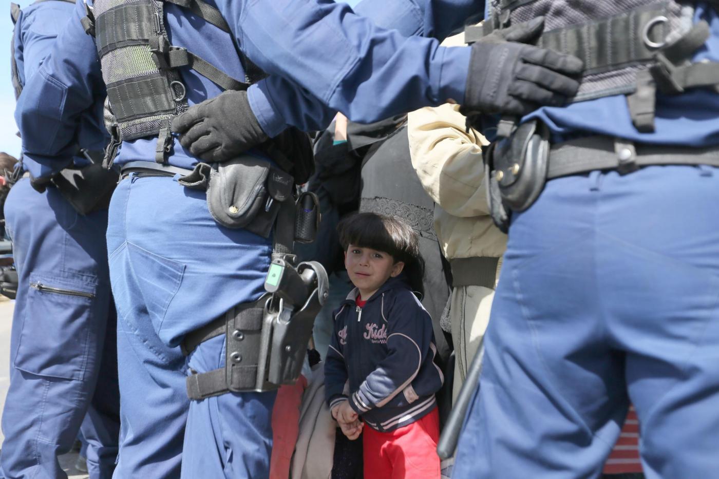 Diritto richiedente asilo