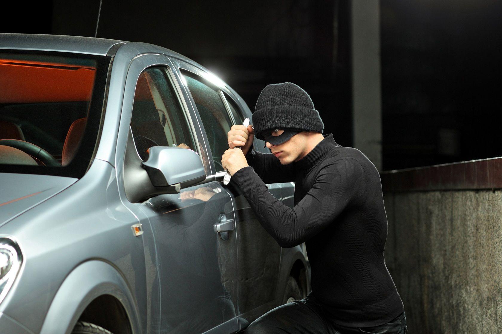 Auto più rubate: uno studio rivela quelle a maggior rischio