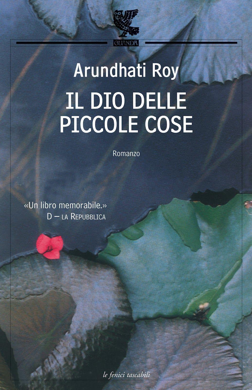IL DIO DELLE PICCOLE COSE cover