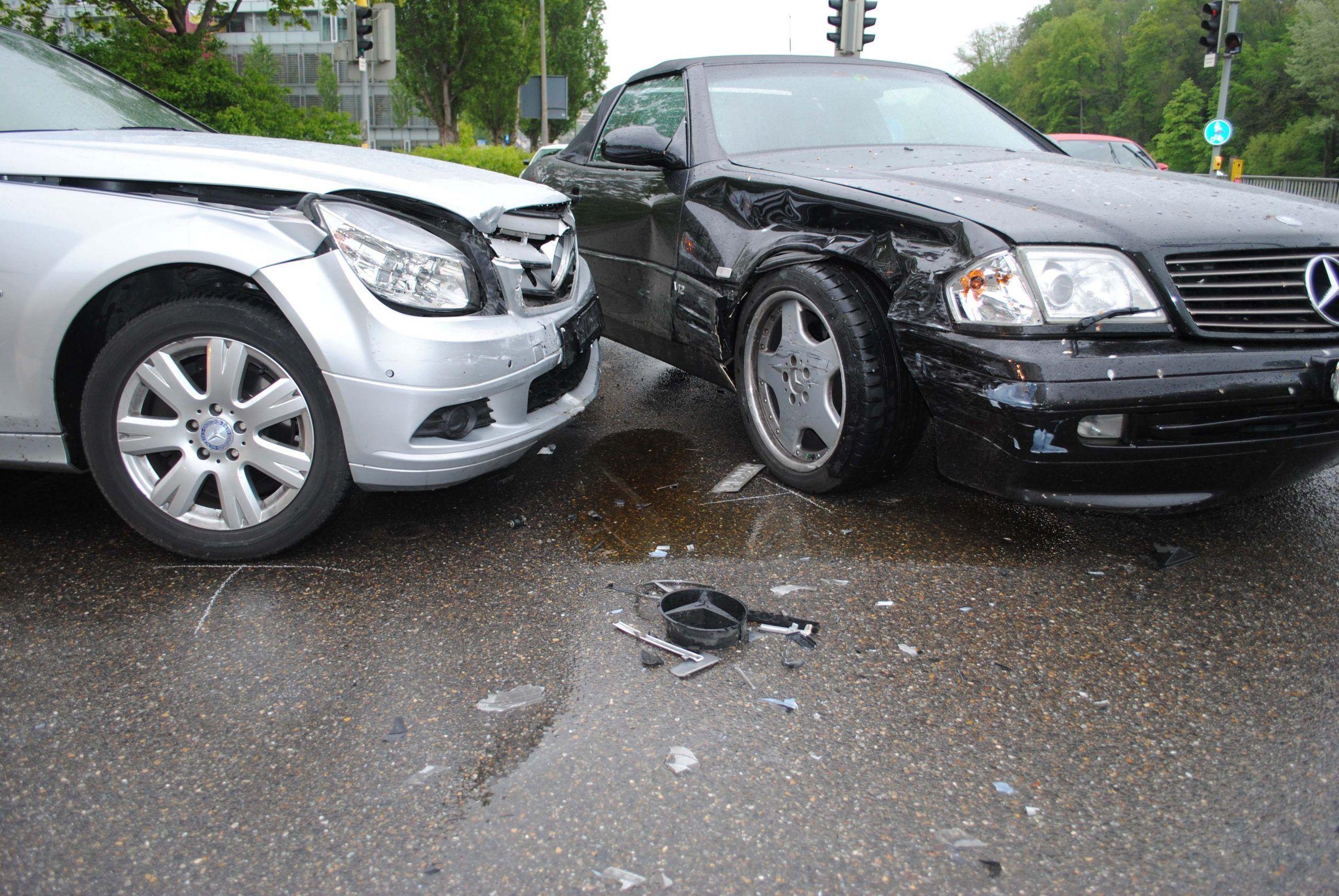 Incidente senza assicurazione auto: cosa si rischia