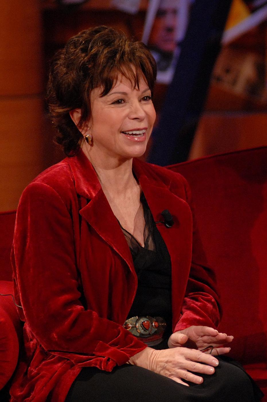 Isabel Allende 150x150