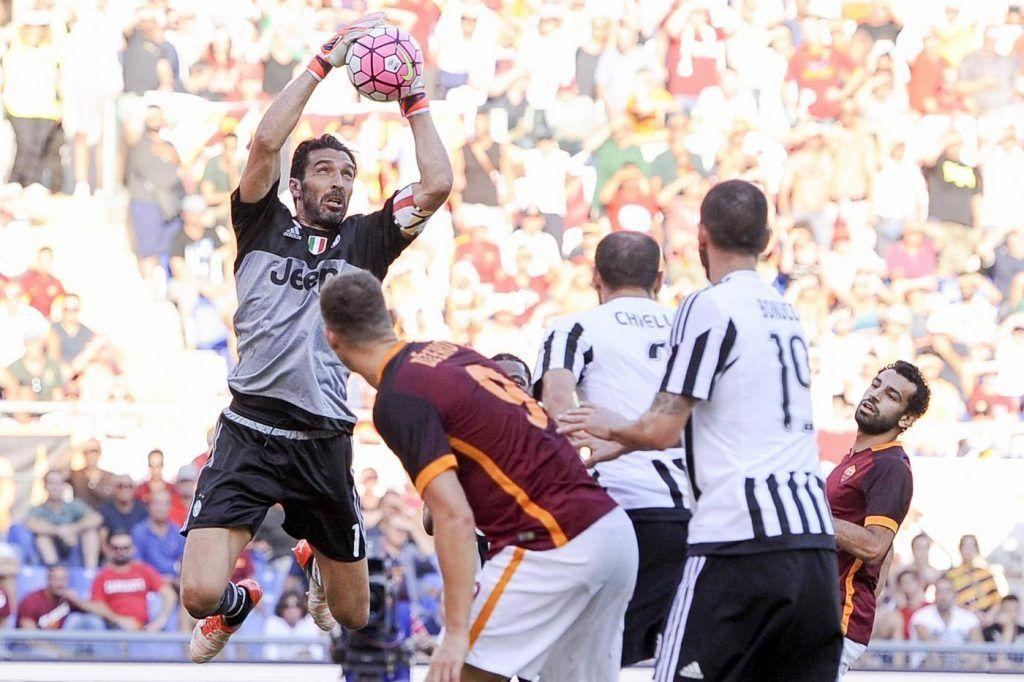 Juventus Roma Serie A 1024x682