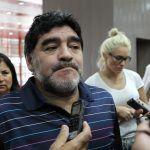 Maradona sul Napoli: critiche al vetriolo su Sarri