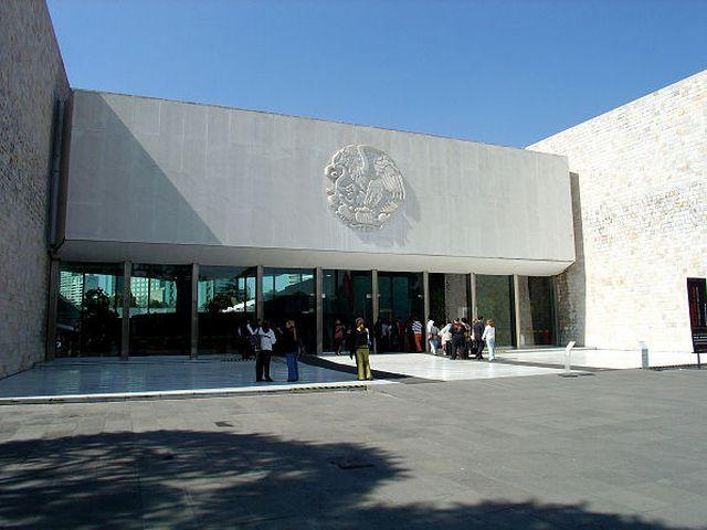 Museo Nazionale di Antropologia Città del Messico
