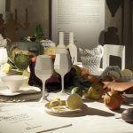 Paper Design e Paper Food, le mille vite della carta e del cartone in un volume e in una mostra
