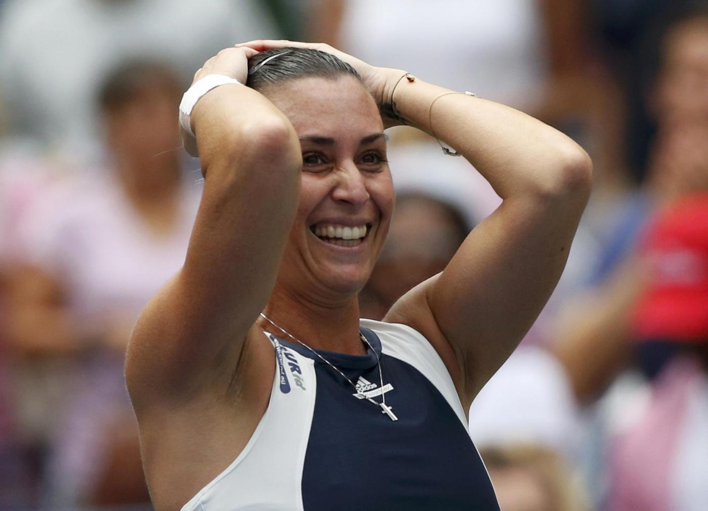 US Open 2015: trionfa Flavia Pennetta e annuncia il ritiro