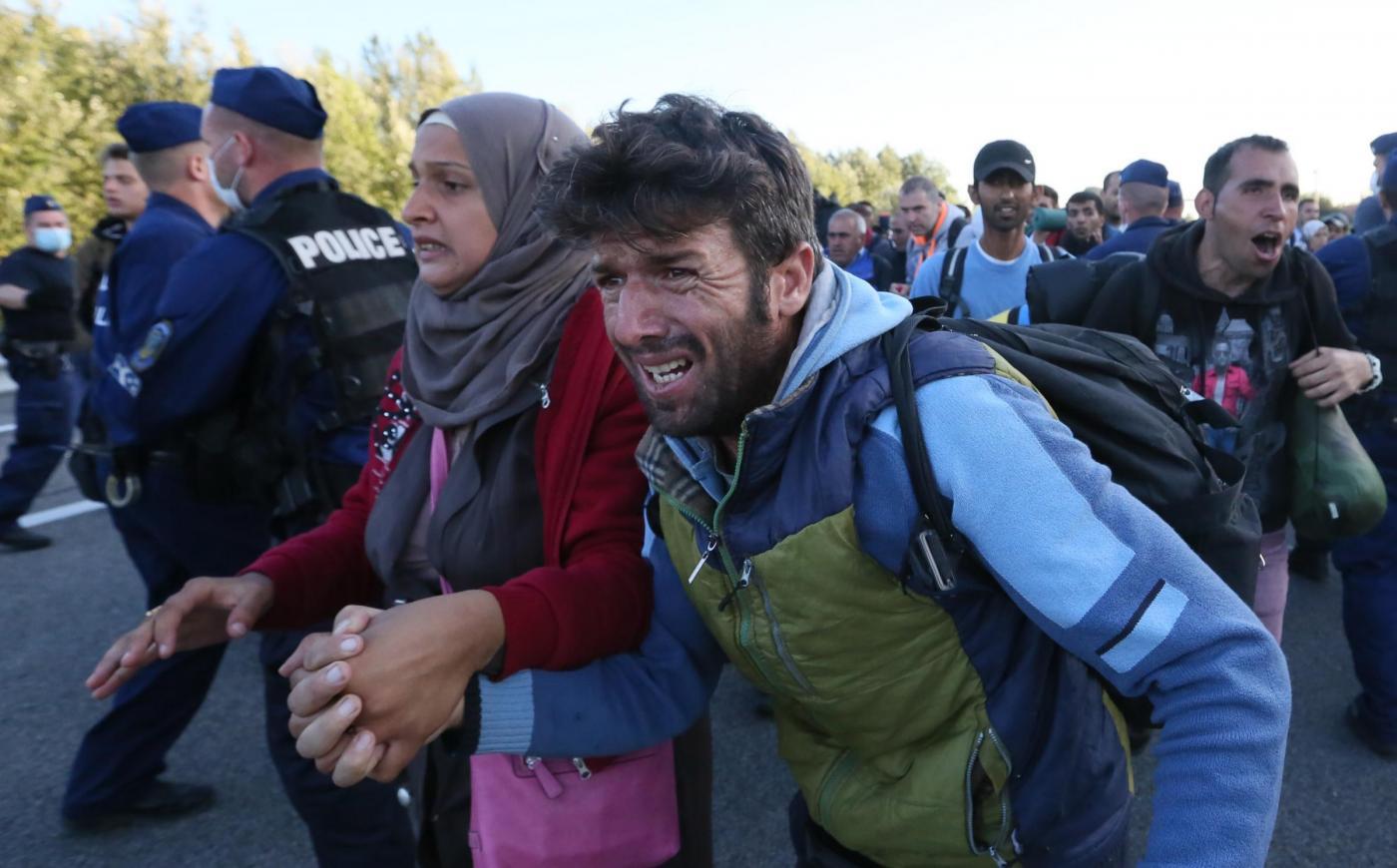 Protezione umanitaria