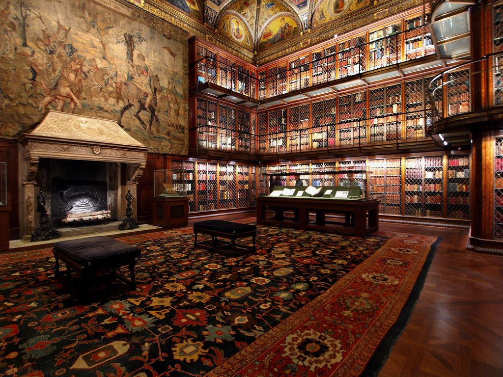 The Morgan Library Museum New York