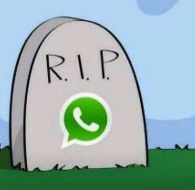Whatsapp rip