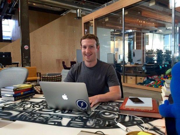 Facebook: i nuovi uffici sono un immenso open, tutto è trasparente