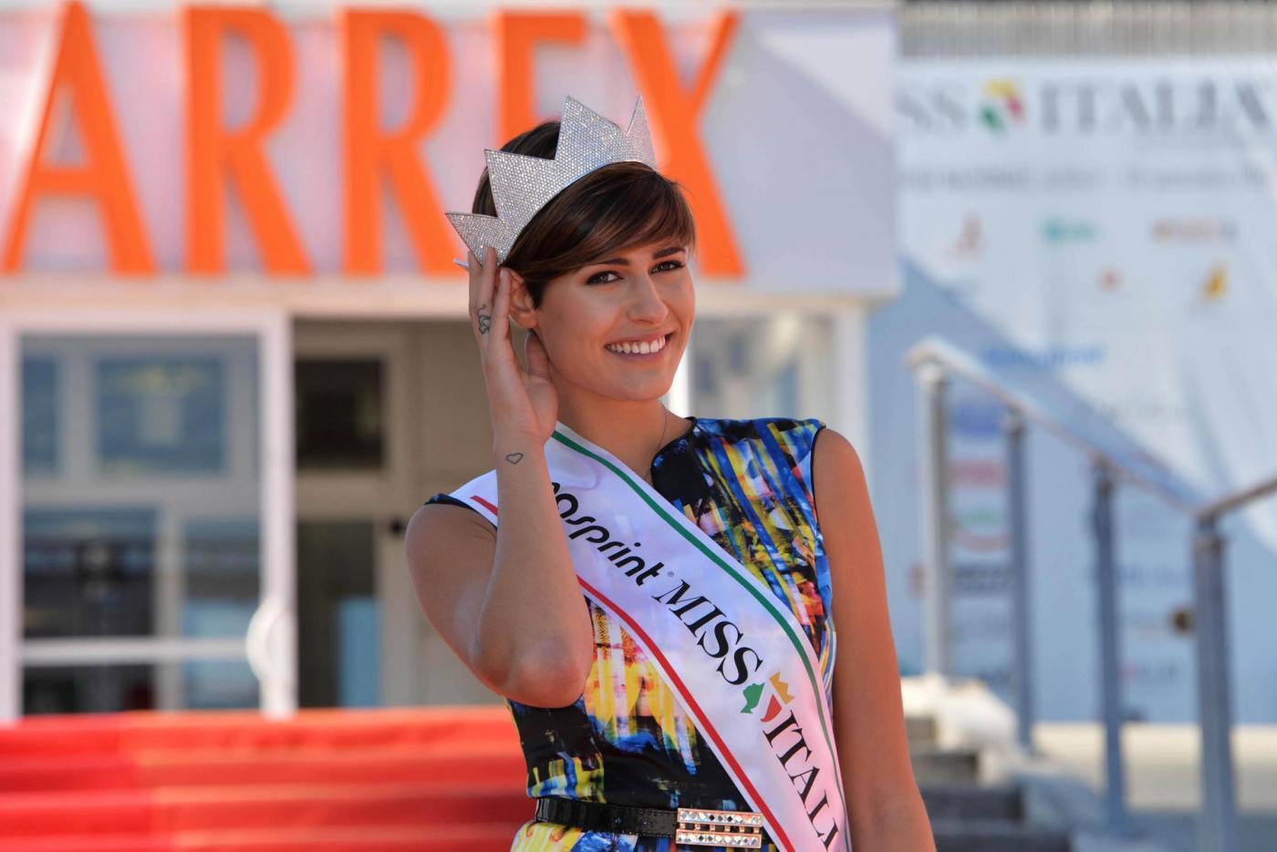 Miss Italia 2015, Alice Sabatini replica dopo la gaffe: 'Non sono riuscita a espormi bene'