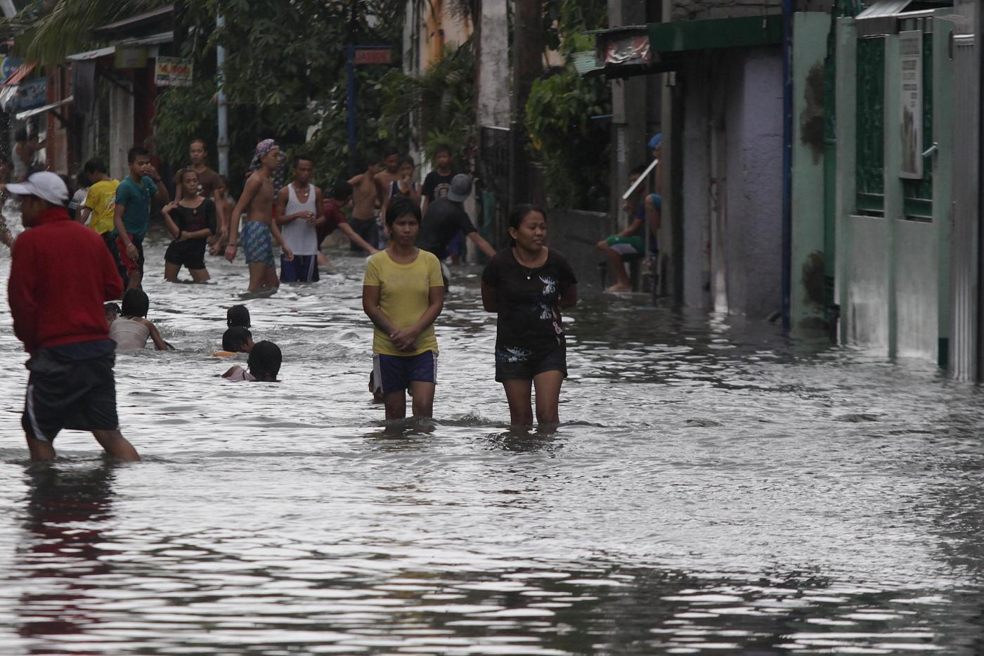 Disastri naturali nelle Filippine: denuncia di Greenpeace contro chi inquina