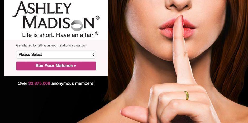 Ashley Madison: password svelate dai cybercriminali