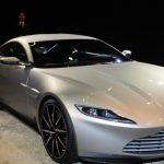 Le 4 auto di James Bond protagoniste del film Spectre