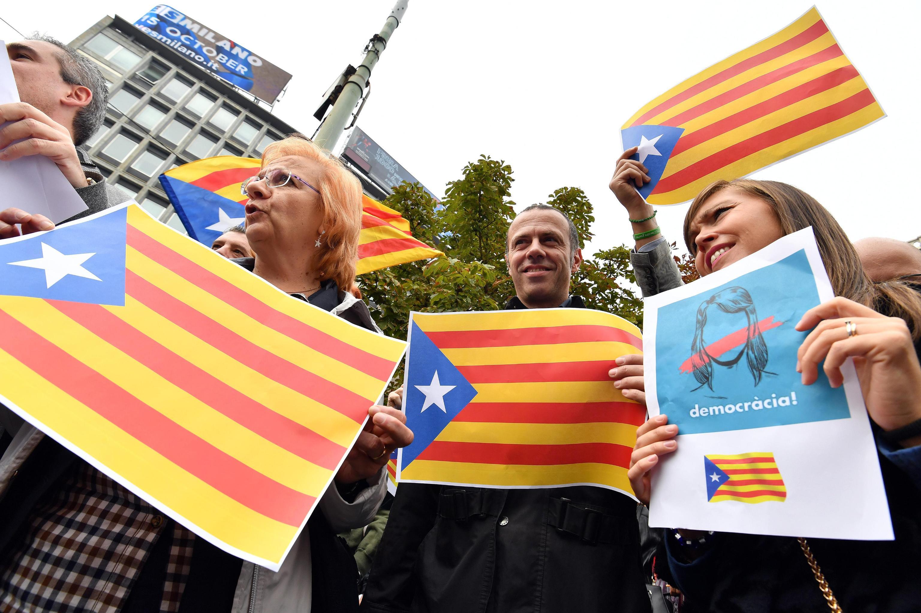 Catalogna: Maroni, referendum Lombardia è diverso