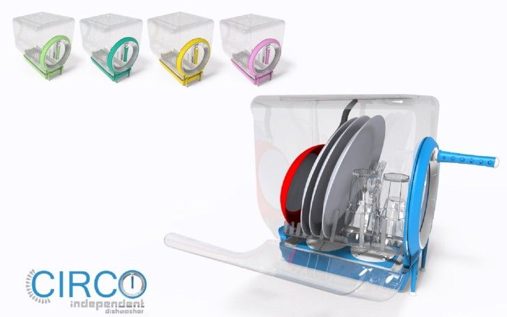 circo dishwasher