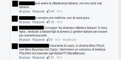 commenti miss italia 1
