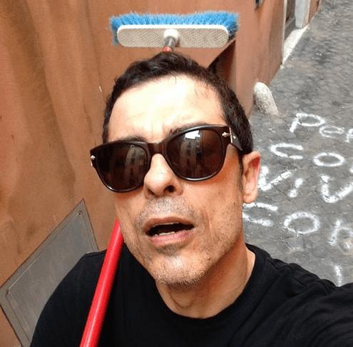 Alessandro Gassman #Romasonoio promessa mantenuta: la città è meno sporca