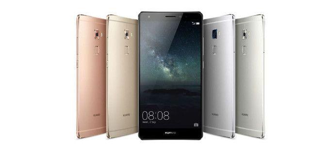 Huawei Mate S: lo smartphone che rivoluziona il touch