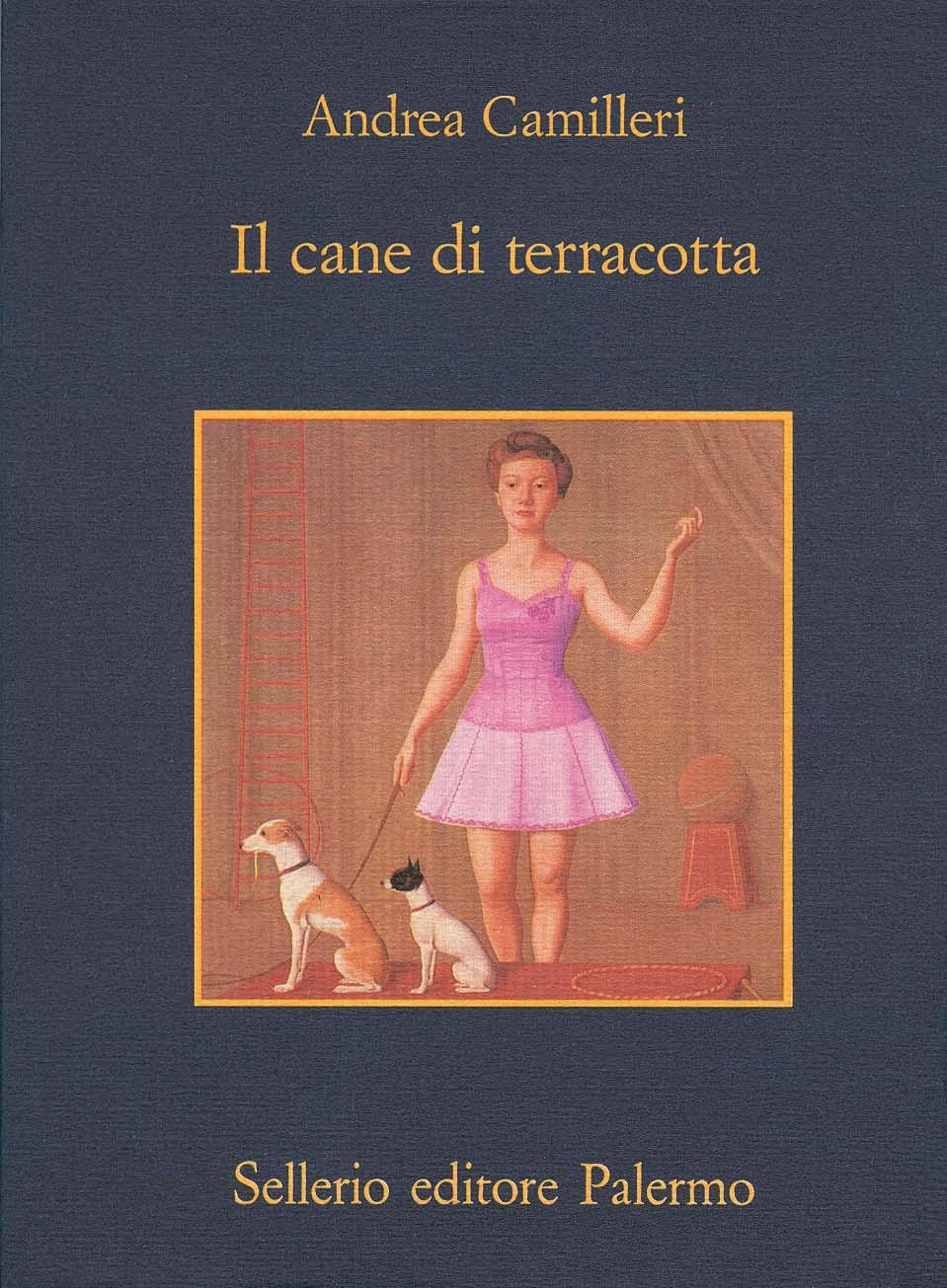 il cane di terracotta cover