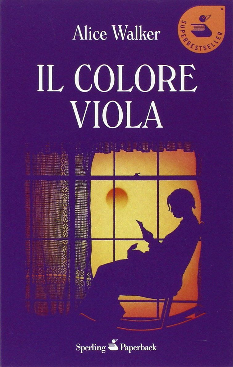 il colore viola cover