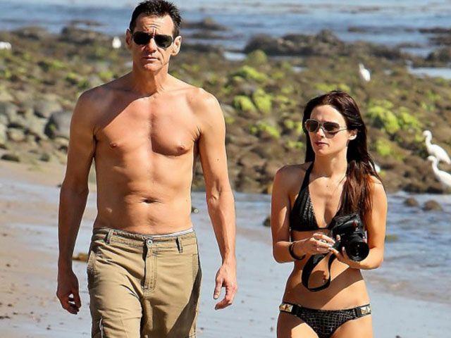 Jim Carrey: la fidanzata Cathriona White morta suicida a 28 anni