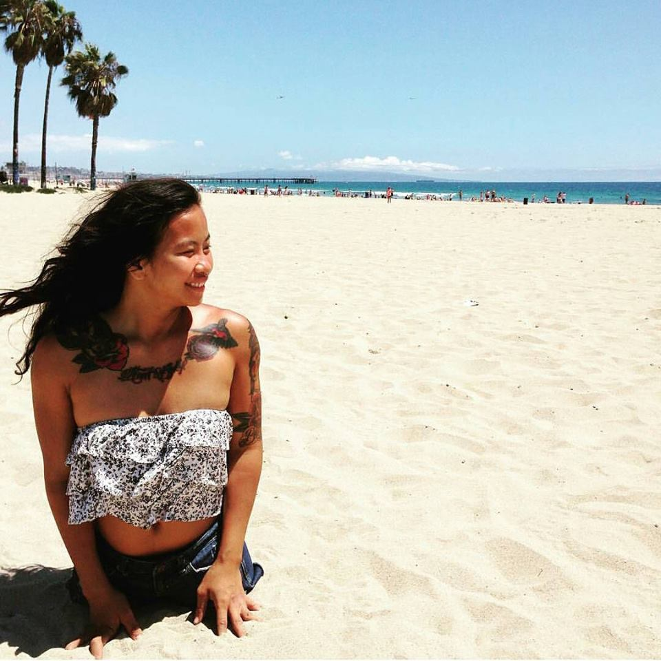 Kanya Sesser, modella senza gambe da 1000 dollari al giorno