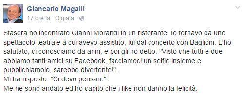 Magalli Facebook