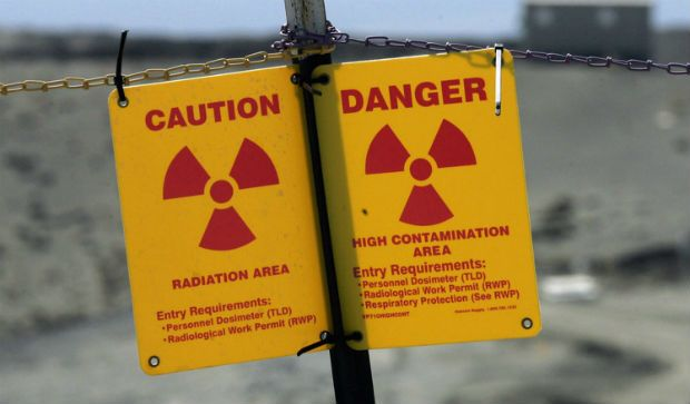 mappa depositi nucleari