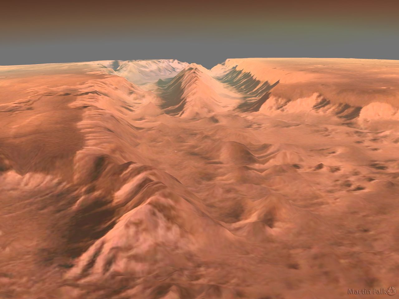 mars vallesMarineris