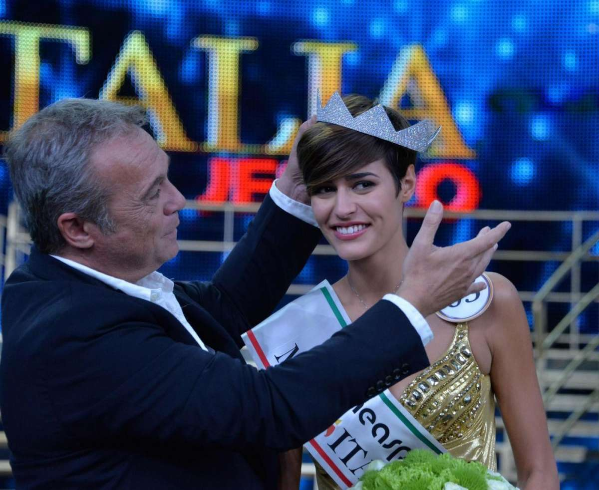 Miss Italia 2015 vincitrice