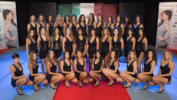 Finaliste Miss Italia 2015: le 33 ragazze selezionate