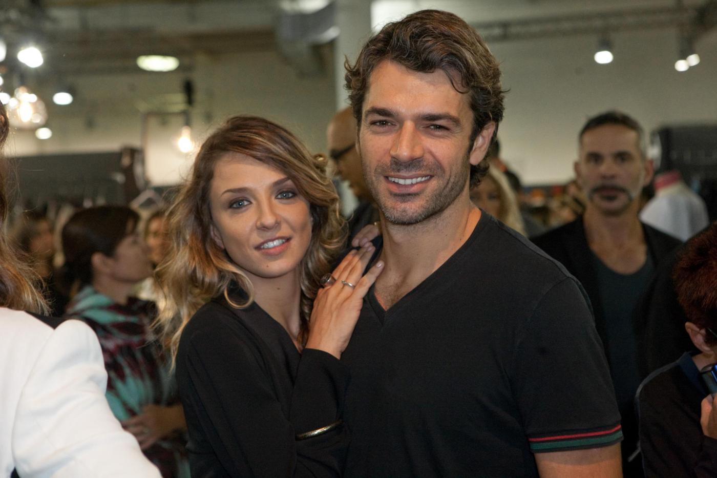 Myriam Catania difende il matrimonio con Luca Argentero: 'Non tradisco mio marito'