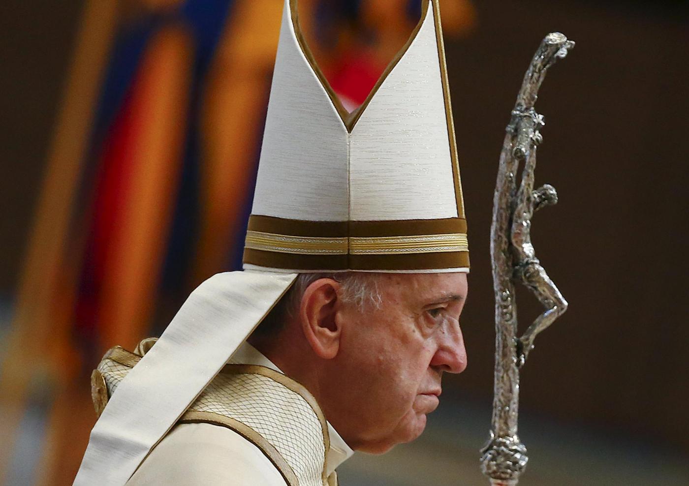 National Geographic: Papa Francesco censurato in Arabia Saudita