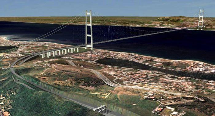 ponte sismicita