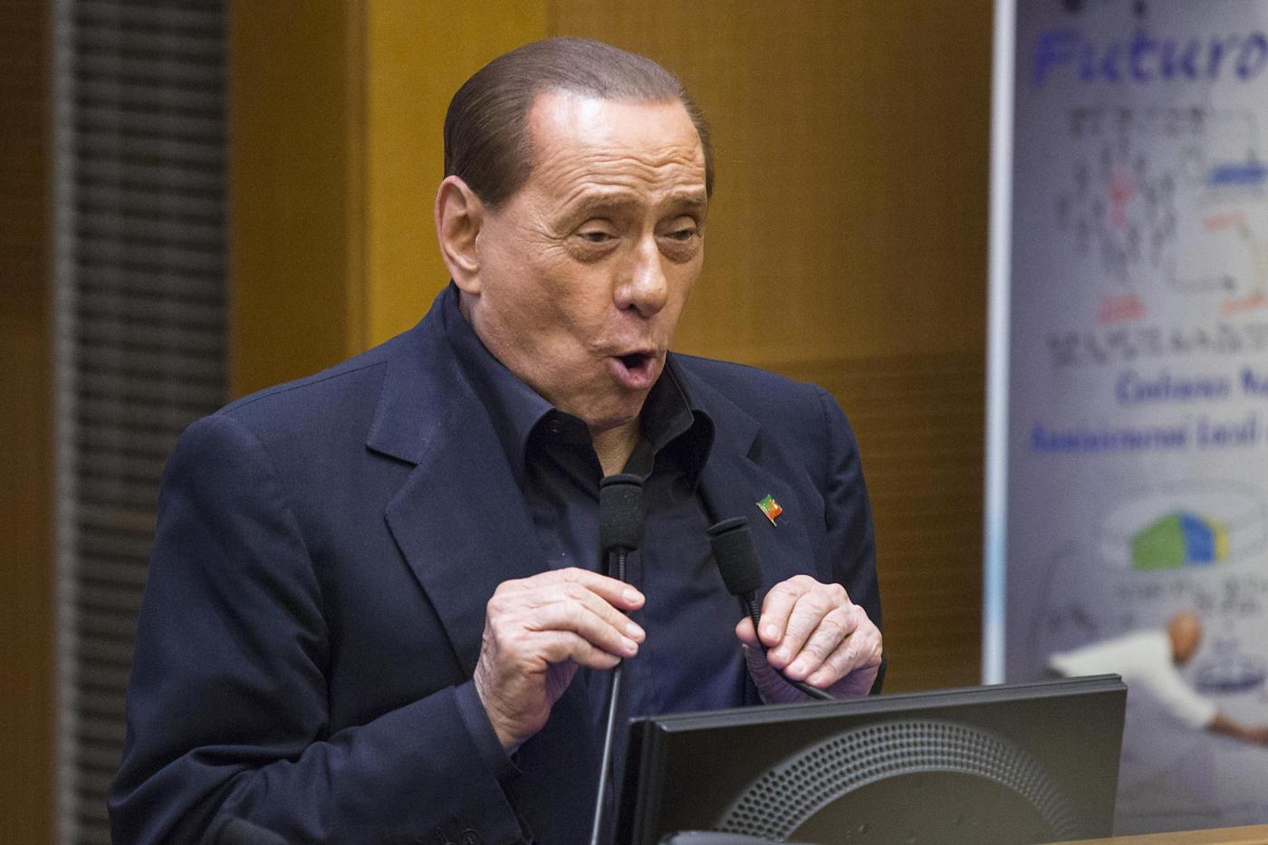 Silvio Berlusconi torna in campo: tutte le volte dal 1994 a oggi
