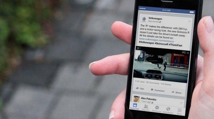 5 motivi per cui Facebook conquisterà il web video