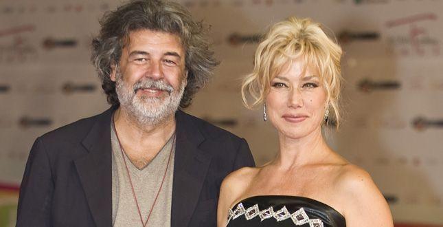 Nancy Brilli a Domenica Live: 'Il matrimonio con Roy De Vita? Per ora no, ma credo alle nozze'