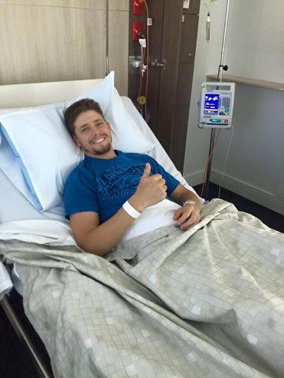 Casey Stoner ricoverato per problemi ai reni