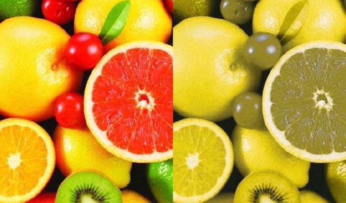 Come vede un daltonico? Le immagini per capirlo